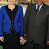 Ms Irina Bokova, Director-General of UNESCO, received the visit of HE Mr.August
