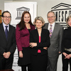 Ms Irina Bokova, Director-General of UNESCO met with the Committee to Protect J