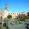 Spain, Slovenia and Mexico: Silver and Mercury. City of San Luis Potosi (Mexico