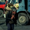 Street porter, trucks, vans