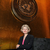 Ms Irina Bokova, Director-General of UNESCO, at UN Headquarters in New York (US