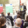 Launch of the Assessment of Media Development Report in Jordan, September 2015.