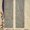 Genesis / Genèse - Bd. / Vol. 1 - fol. 005r
