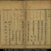 The editors' names of Compendium of Materia Medica