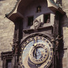 Prague's Astronomical Clock - in the Old Town area