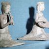Women's orchestra, Souei period (581-618 A.D.)