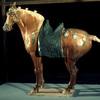 Statuette of a horse, Souei period, (581-618 A.D.)