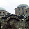 Zeyrek quarter, Pantakrator Church, Byzantine architecture