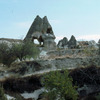 El Nazar sanctuary hewn into the rock, sanctuary, Byzantine art, rock site, ero