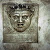 Venice, relief 'the mouth of truth'