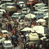Market, cars