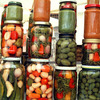 Market, condiments