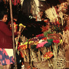 Market, flowers
