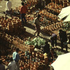 Market, pottery