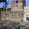 Citadel of the ancient city, Mediterranean region