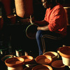 Traditional potter