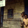 Children in a village