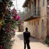 A street of the Island of Gorée, slavery
