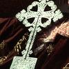 Cross in Bichena church, jewelry