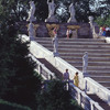 Stairs, Petrodveretz, sculpture
