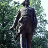 Statue, sculpture. Petrodveretz