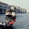 View of Venice on the Grand Canal, Renaissance style, activities on the Canal,
