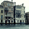 Mansions with Renaissance facades on the Grand Canal