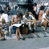 Saint Mark's Square, tourists
