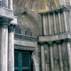 Saint Mark's Square, porch of the Basilica, Gothic architecture, Renaissance st