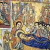 Bichena Churh, mural painting