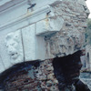 Damaged foundations in Venice