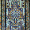 Mosaic decoration in the Great Mosque, islamic art