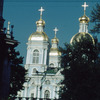 Cupolas of Saint Nicholas' Church, Russian religious architecture