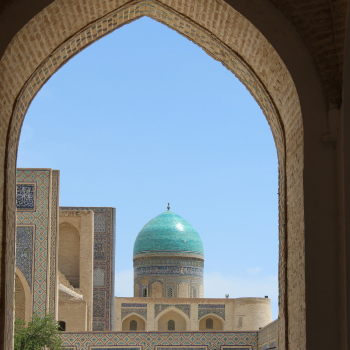 Bukhara Historic City Centre