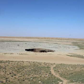 Darvaza, Gate to Hell, Turkmenistan