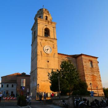 Ancona old town