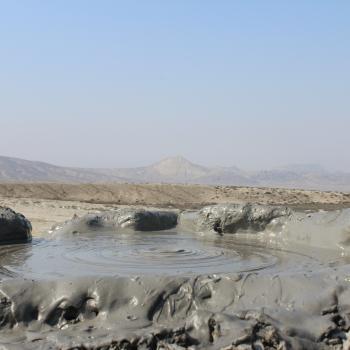 Mud Volcanoes, Qobustan