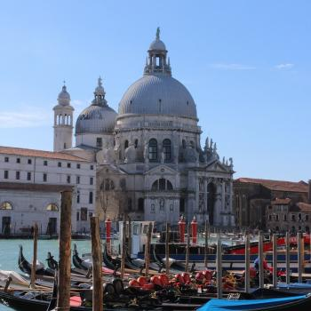 View Across Grand Canal, Venice