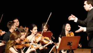 International Youth Chamber Orchestra of Turksoy