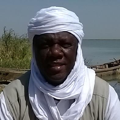 Mohammed Bila, Lake Chad