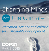 UNESCO and Climate Change - Towards COP21