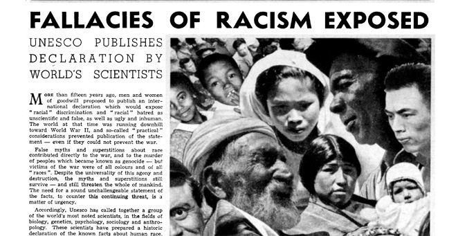 the issue of racial discrimination in the modern world As the un committee on racial discrimination has  world programme of  report of the independent expert on the issue of human rights obligations .