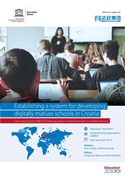 Establishing a system for developing digitally mature schools in Croatia