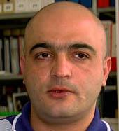 © UNESCO - Eynulla Fatullayev , winner of the 2012 UNESCO Guillermo Cano World Press Freedom Prize.