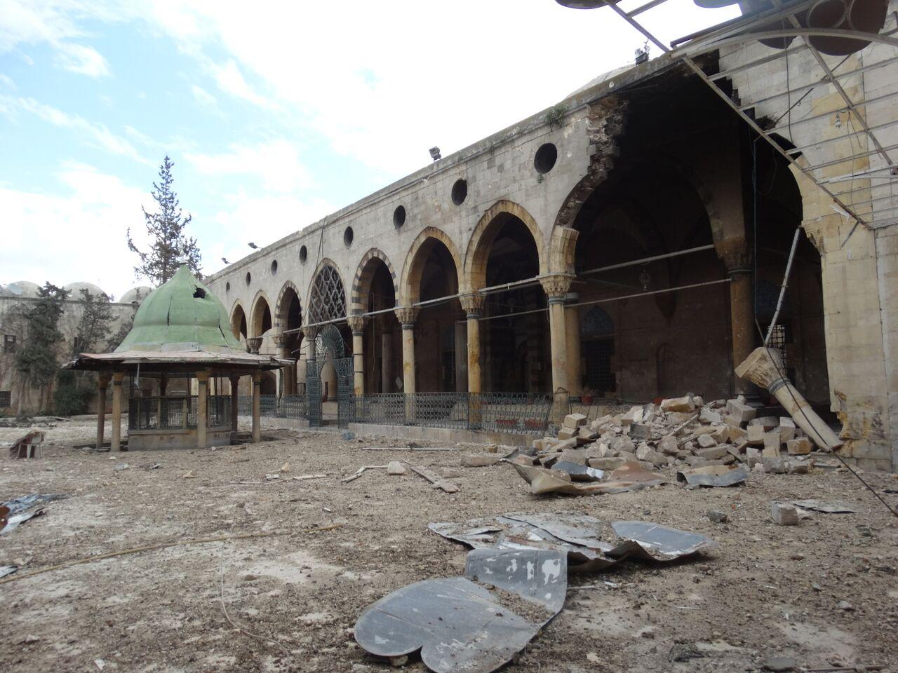 Al Adiliyya Mosque, Aleppo