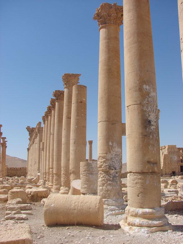 Columns, Palmyra