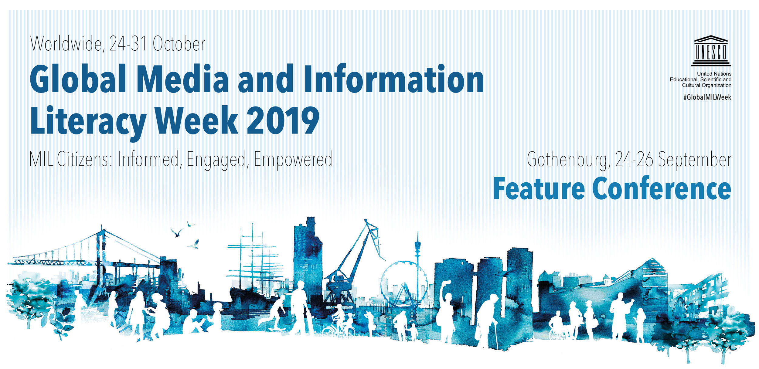 Call for Papers - Global MIL Week 2019 Feature Conference
