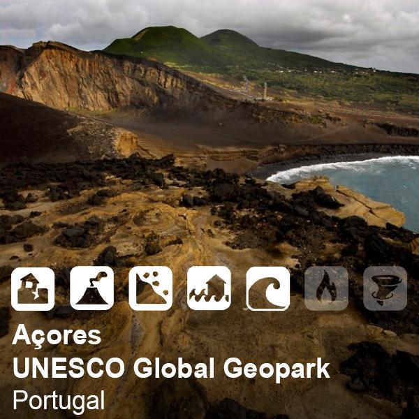 Açores UNESCO Global Geopark, Portugal