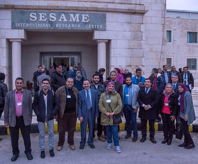 14th SESAME Users Meeting, © CERN