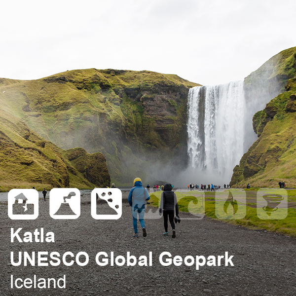 Katla UNESCO Global Geopark, Iceland